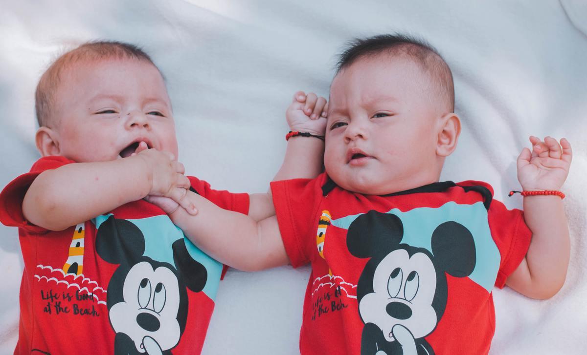 В мире стало рождаться больше близнецов, чем когда-либо раньше