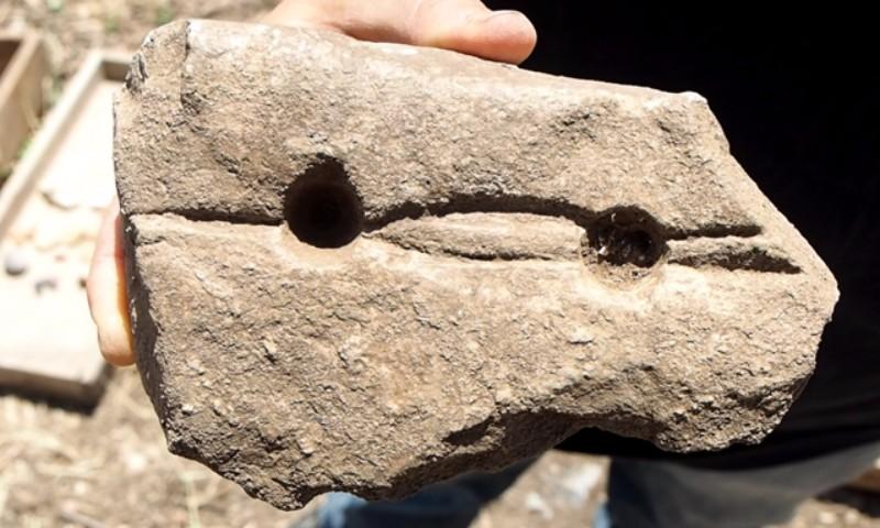 В Израиле найдена древняя «зажигалка», возрастом 9 тысяч лет