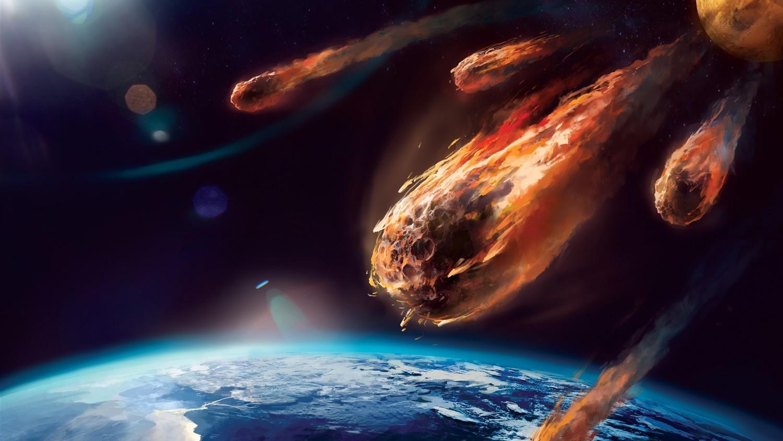 Пролетевший очень близко от Земли астероид был замечен за сутки до сближения