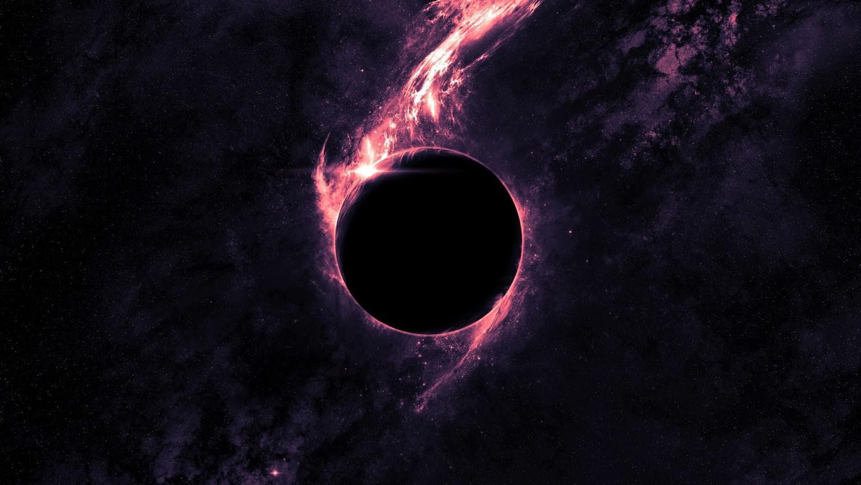 В созвездии Стрельца найдена черная дыра
