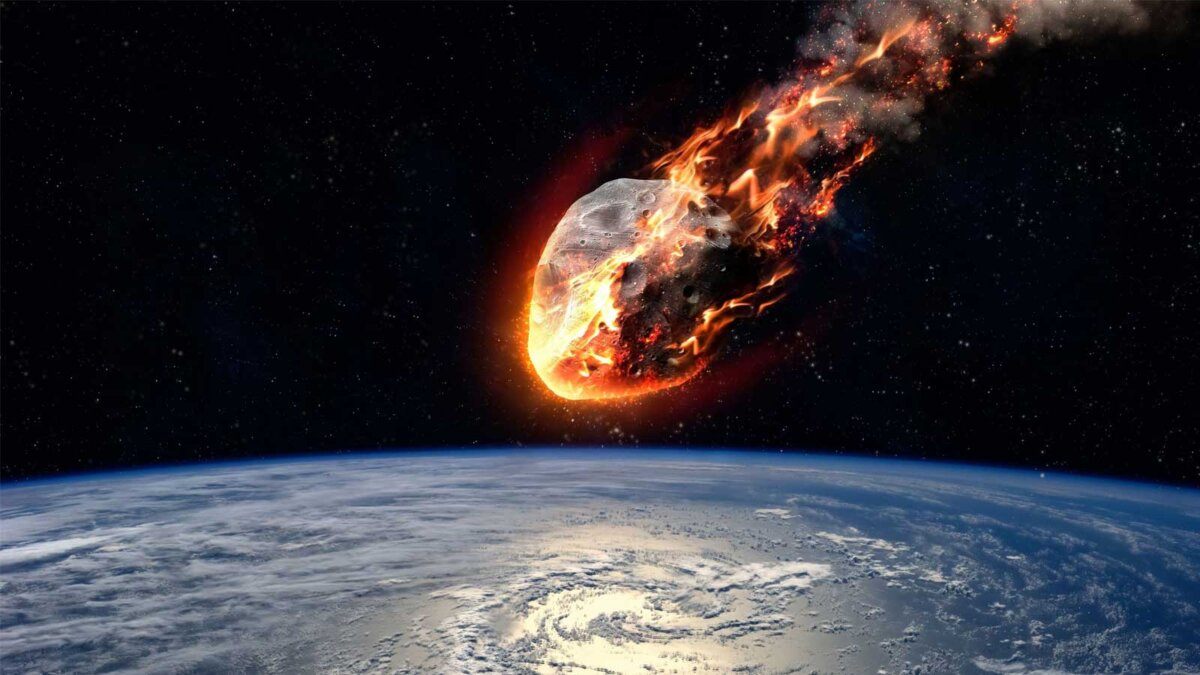 В начале 2021 года к Земле приблизится потенциально опасный астероид