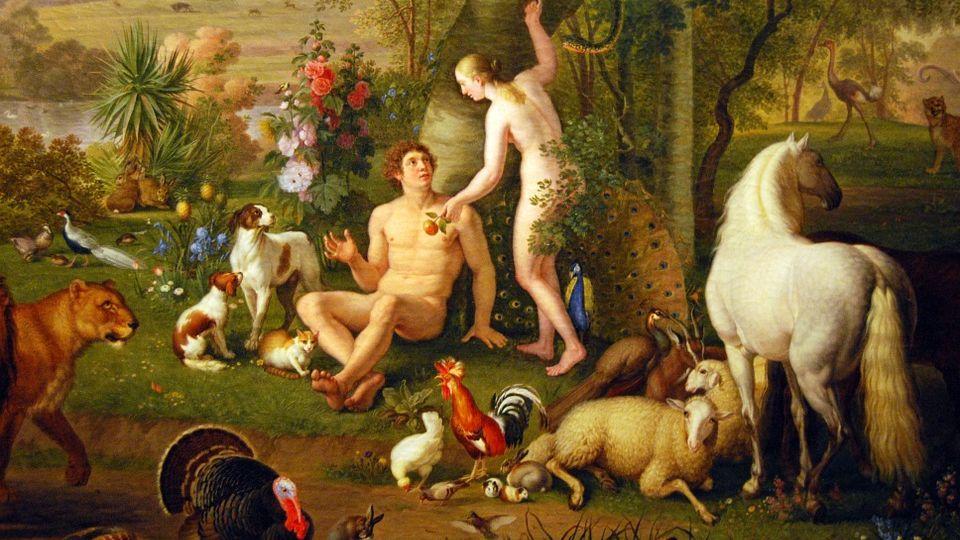 Запретным плодом из библейского Эдемского сада было не яблоко, — исследование