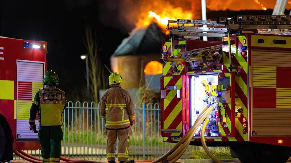 Класс пожароопасности помещений