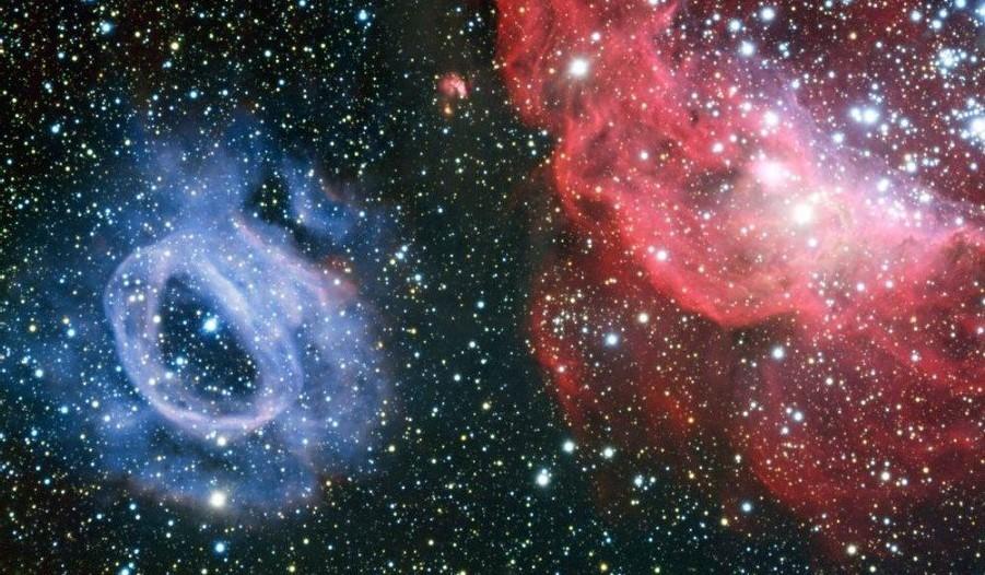 Удивительное сахарное облако обнаружили ученые в космосе