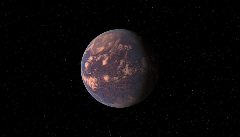 Ученые открыли огромную планету из «пенопласта»