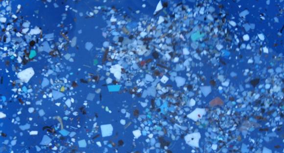 В Баренцевом море может появиться мусорное пятно