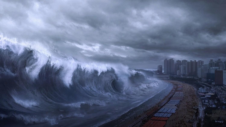 Миру угрожают цунами высотой более 200 метров