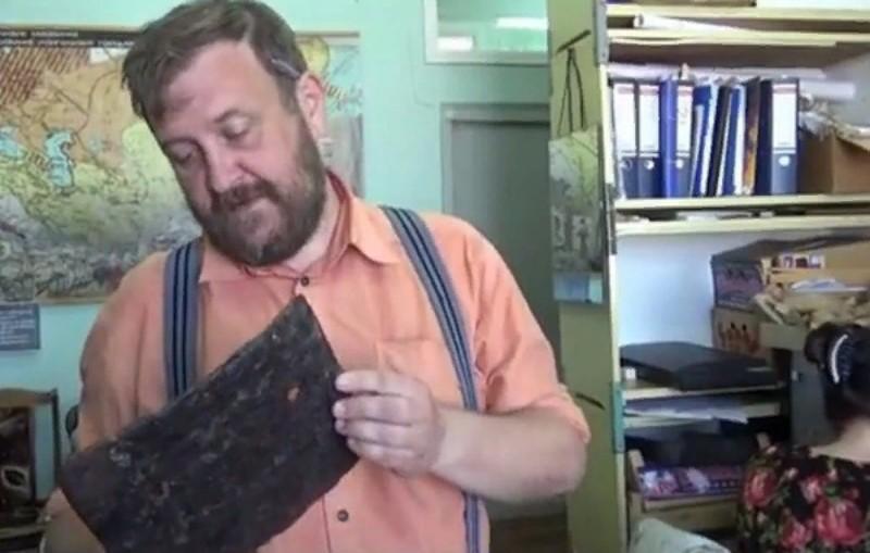В Азове археологи нашли странный металлический предмет