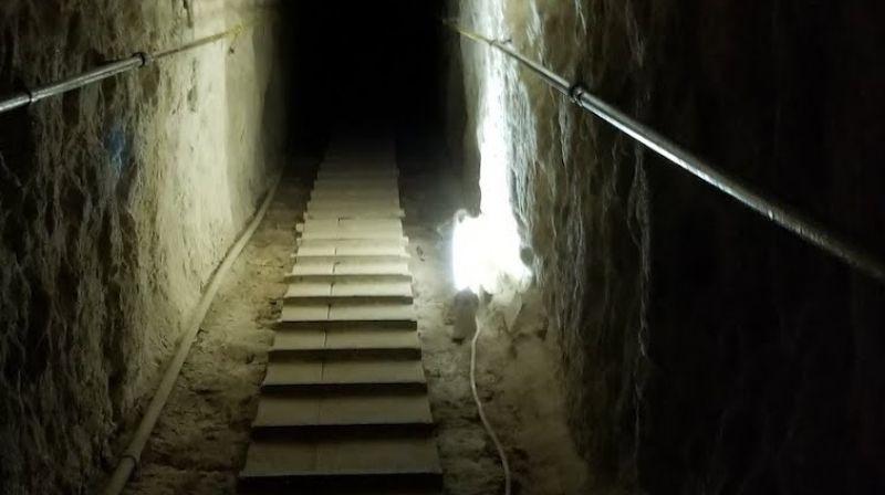 Мужчина раскрыл тайну загадочного тоннеля в пирамиде Хеопса