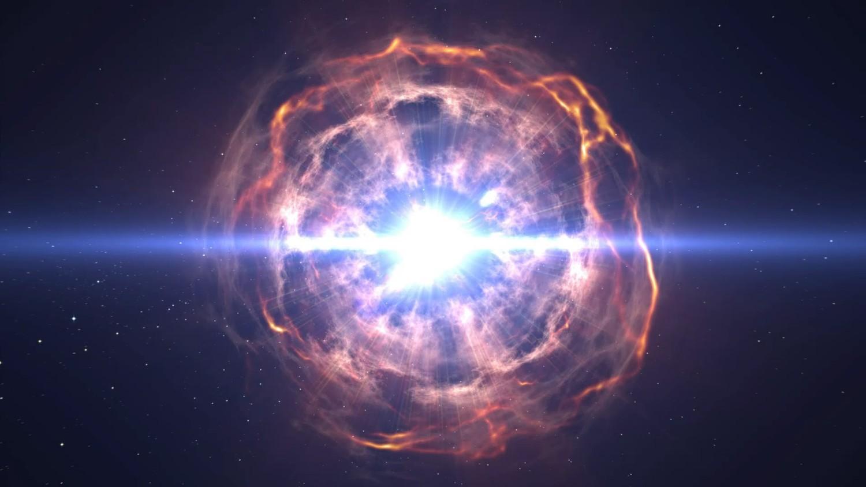 Ученые опасаются гибели Земли от взрыва сверхновой