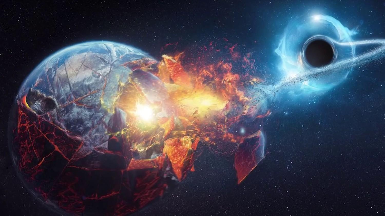 Ученые предупредили о черной дыре, которая может поглотить Землю