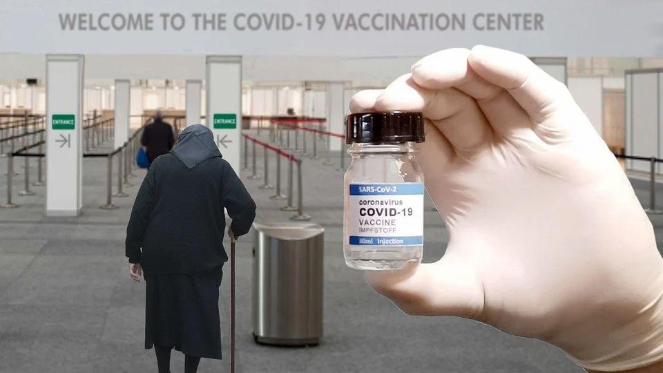 Эксперт предлагает отложить второй этап вакцинации, чтобы спасти множество жизней