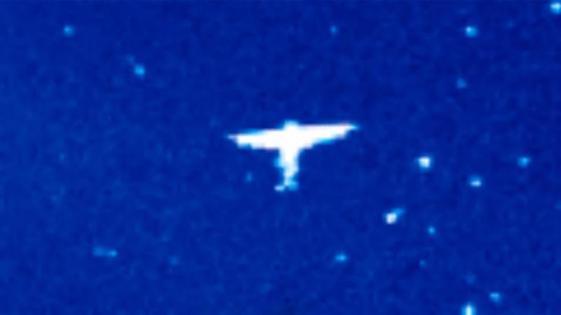 В космосе обнаружили гигантского «ангела»