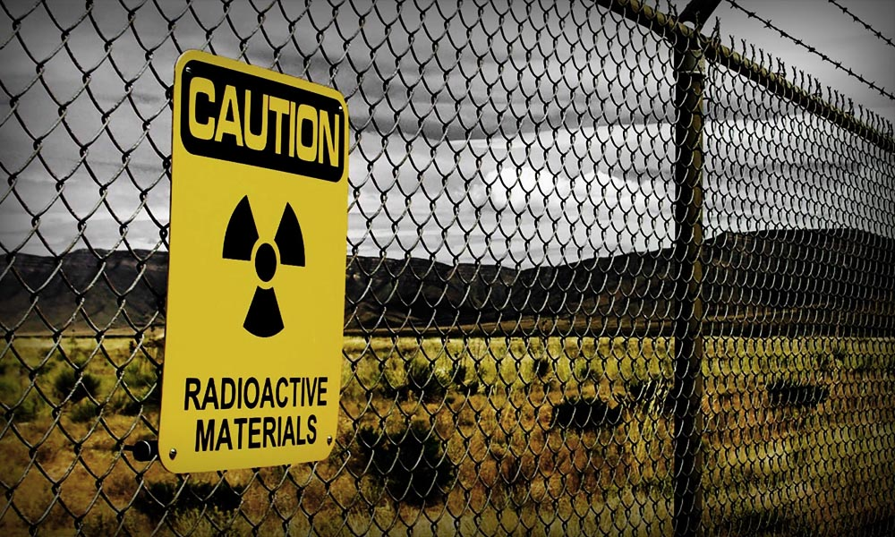 В США еще на одном ядерном объекте произошла авария