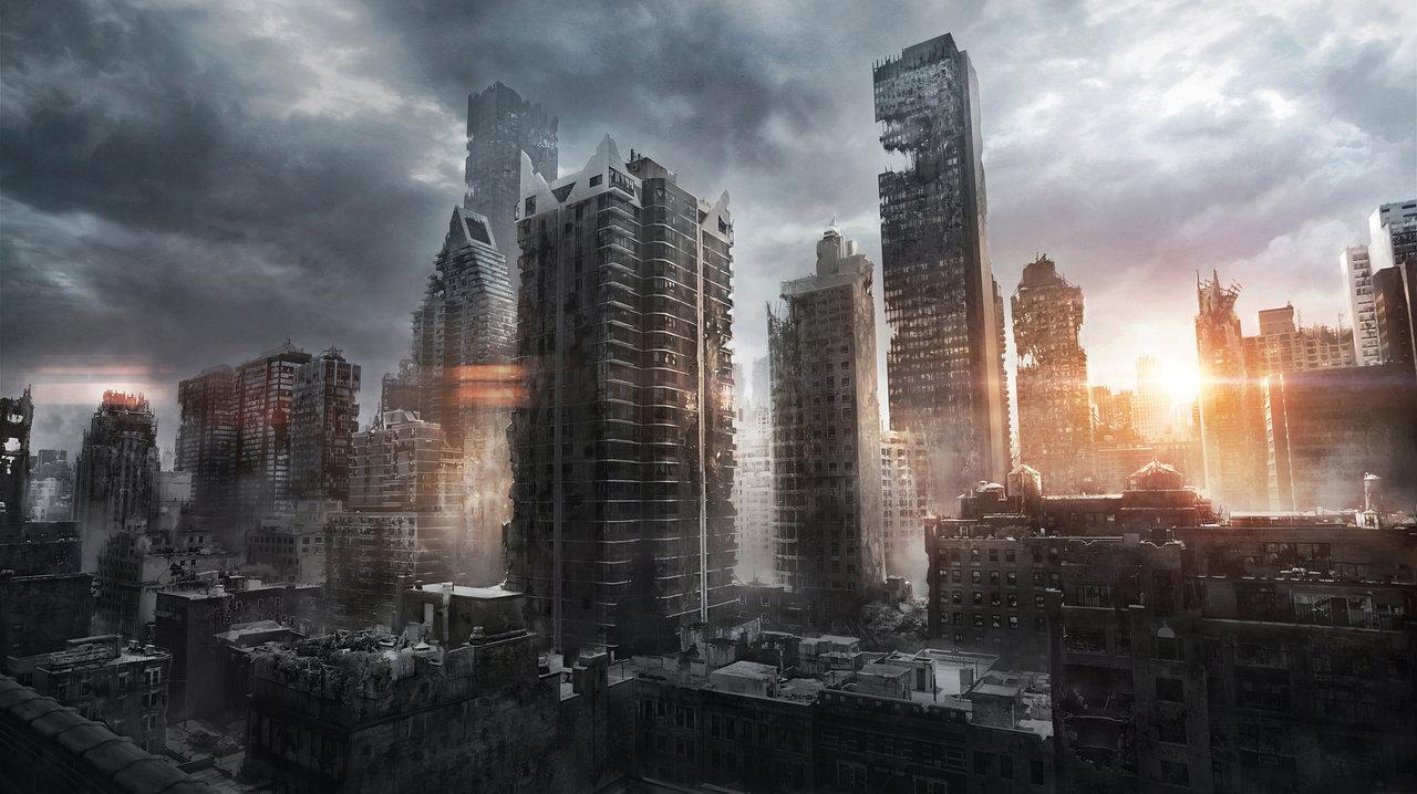 В июле будет разрушен один из крупнейших городов мира