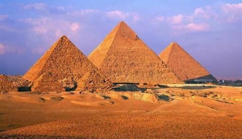 Ученые обнаружили аномалию в пирамиде Хеопса