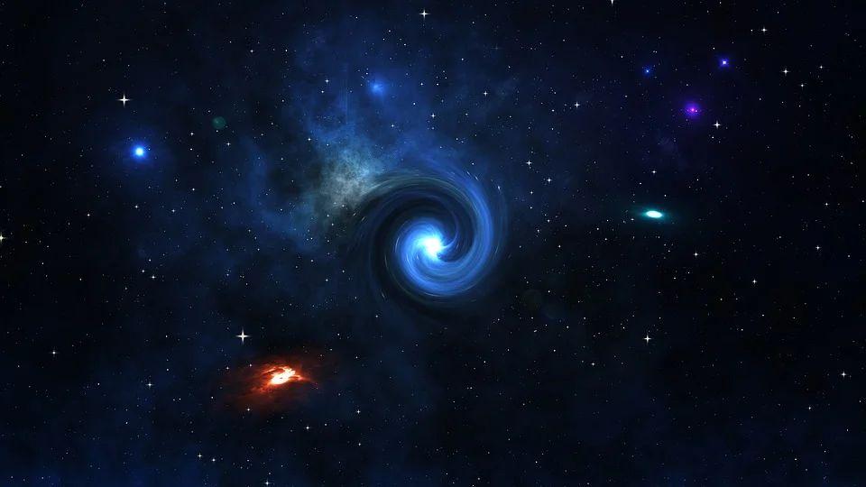Невидимые звезды: астрономы ищут источник мощной гравитационной волны