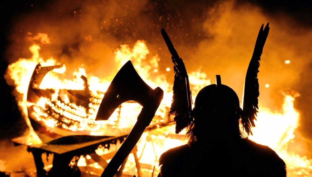 Ученые узнали о том, что викинги устраивали похороны своим домам