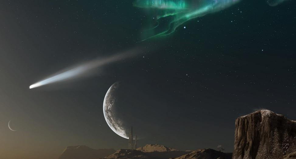 Ученые назвали основные астрономические события, которые произойдут в апреле