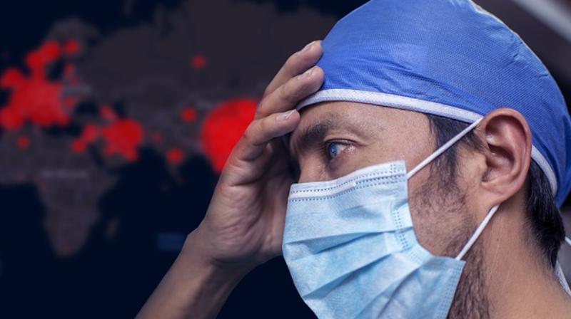 В ЮАР коронавирус нового типа начал активно поражать молодых и здоровых людей