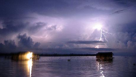 Шторм Catatumbo, таинственный феномен, который длится 6 месяцев